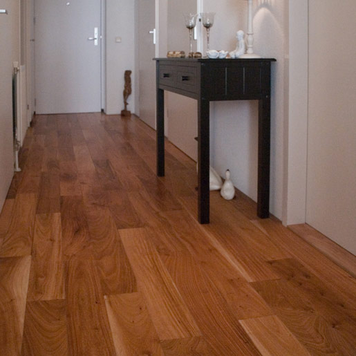 Amendoim Hardwood Flooring Prefinished Engineered